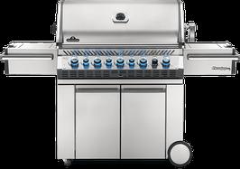 Napoleon barbecue a gas Prestige PRO 665 RSIB + kit girarrosto PRO gratuito