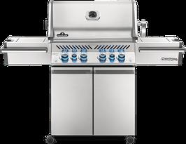 Napoleon barbecue a gas Prestige PRO 500 RSIB incl. kit girarrosto