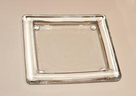 "Glasteller ""U3"""