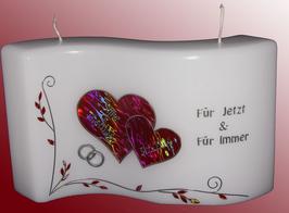 """Hochzeitskerze""""HW1"""""""