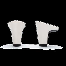 Absatz White Silk