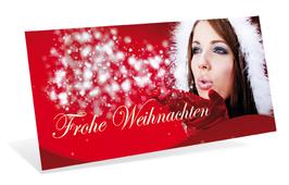 Weihnachtsgutschein: Make up Beratung/Schminkberatung