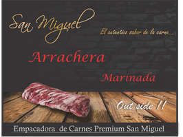 ARRACHERA MARINADA                                            (out-side)