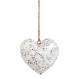 Herzen mit Muster von Clayre & Eef