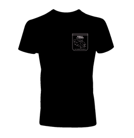 Ramla l-Hadra T-shirt in Black