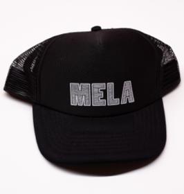 Mela Snapback Trucker Hat