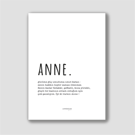 POSTER - ANNE.