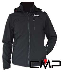 Giacca Softshell Casual/Outdoor Shindaiwa by CMP Campagnolo