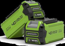 Batteria Greenworks 40V - 2Ah, G40B2