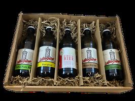 """BierBox """"Historische Bierbox""""   5 x 0,33 l"""