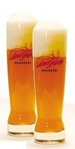 Lahnsteiner Weizenbierglas