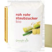Bio Rohrstaubzucker, 500g