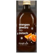 Bio Orangen Gewürz Punsch, 500ml