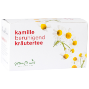 Kamillentee, 20 Filterbeutel