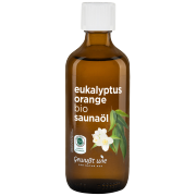Bio Saunaöl Eukalyptus-Orange, 100ml