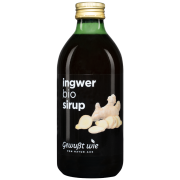 Bio Ingwer Sirup, 330ml