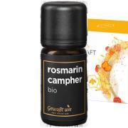 Bio Öl Rosmarin Kampfer