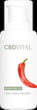 CBD Arthro WARM Wärmendes Regenerationsgel