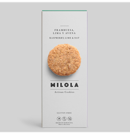 Milola Himbeeren & Limetten