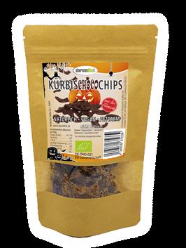 Kürbis-Choco-Chips