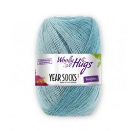"""Sockenwolle Year Socks (Woolly Hugs) 100g """"August008"""""""