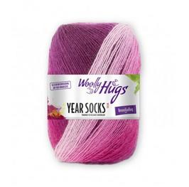 """Sockenwolle Year Socks (Woolly Hugs) 100g """"April 004"""""""