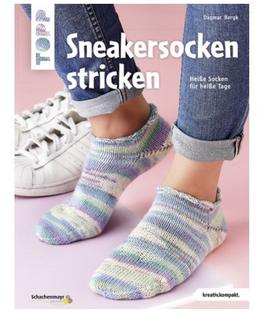 Sneakersocken stricken- Heiße Socken für heiße Tage