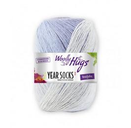 """Sockenwolle Year Socks (Woolly Hugs) 100g """"Juni006"""""""