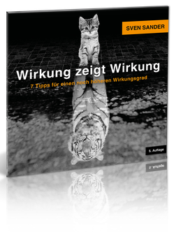 """Kostenloses  eBook: """"Wirkung zeigt Wirkung!"""""""