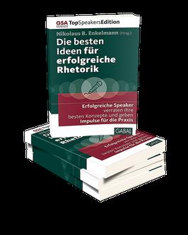 """""""Die besten Ideen für erfolgreiche Rhetorik"""" mit Co-Autor Sven Sander"""