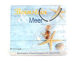Bernstein Flaschenpost