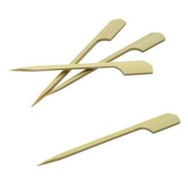 Spiedini bambù GOLF cm. 9-  1.000 pezzi