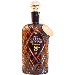 Nonino Grappa Nonino Grappa Riserva 8 Years in GP 43% Vol., 0,7l