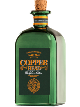 Copperhead The Alchemist's Gin - The Gibson Edition 40,0% Vol., 0,5 Liter