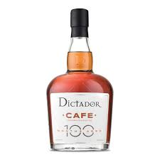 Dictador 100 Months Coffee 0,7 Liter 40 % Vol.
