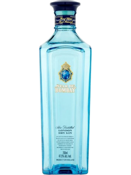 STAR OF BOMBAY LONDON DRY GIN 1,0 L (47,5% VOL.)