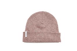 Cappello – lana rigenerata: Rosa Antico