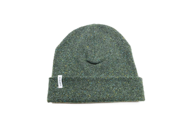 Cappello – lana rigenerata: Militare