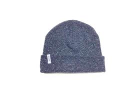 Cappello – lana rigenerata: Azzurro