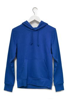 FELPA DRUMMER Unisex - Royal Blue