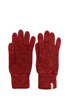 Guanti – lana rigenerata: Rosso