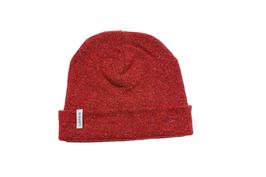 Cappello – lana rigenerata: Rosso