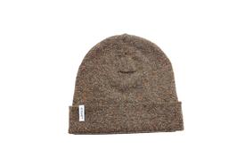 Cappello – lana rigenerata: Marrone
