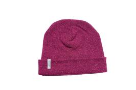 Cappello – lana rigenerata: Ciliegia