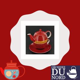Théière tea for one