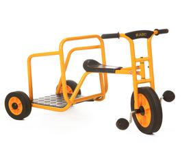 RABO Dreirad Kinderfahrzeug Streitwagen