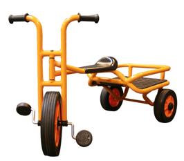 RABO Dreirad Kinderfahrzeug Maxi Pick-Up