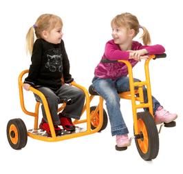 RABO Dreirad mit Seitenwagen