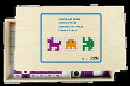 Rolf Originals – Coding pixels