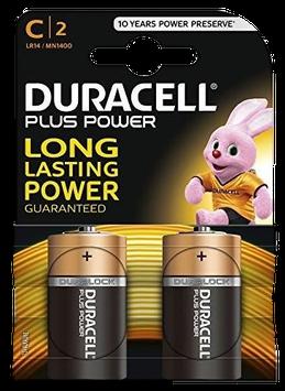 DURACELL + LR 14